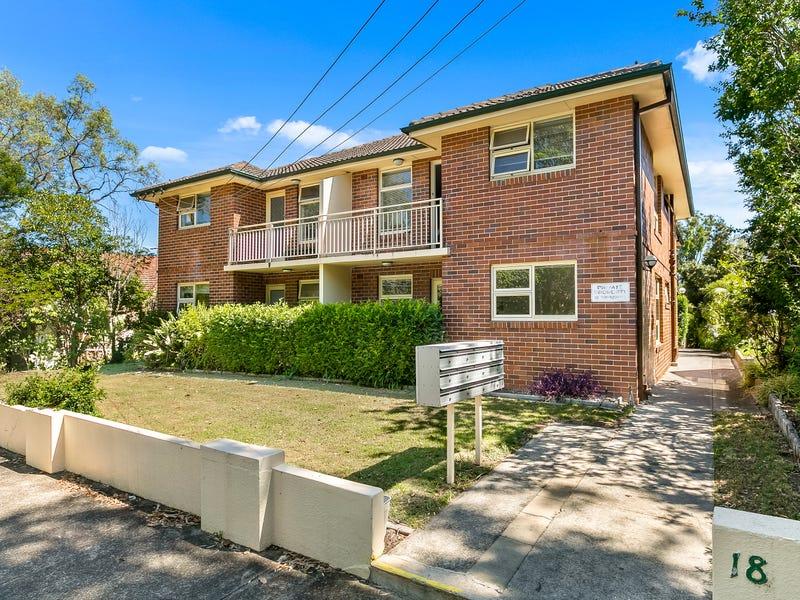 2/18 Cleland Road, Artarmon, NSW 2064