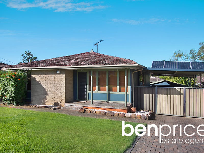 20 Mackellar Road, Hebersham, NSW 2770