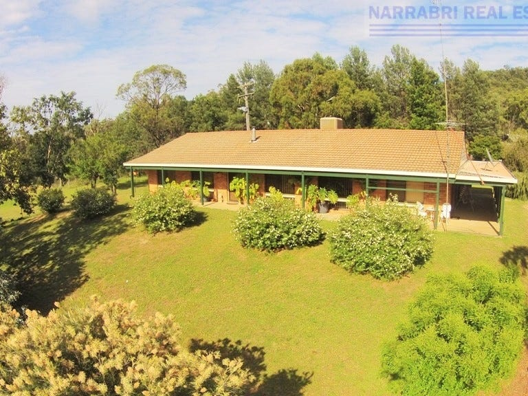 2261 Kaputar Rd, Narrabri, NSW 2390