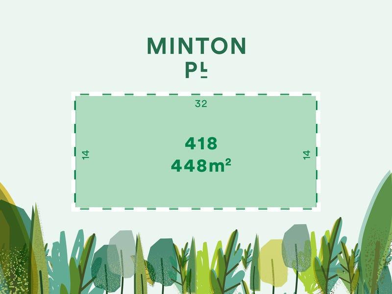 Lot 418, 100 Minton Street, Beveridge, Vic 3753