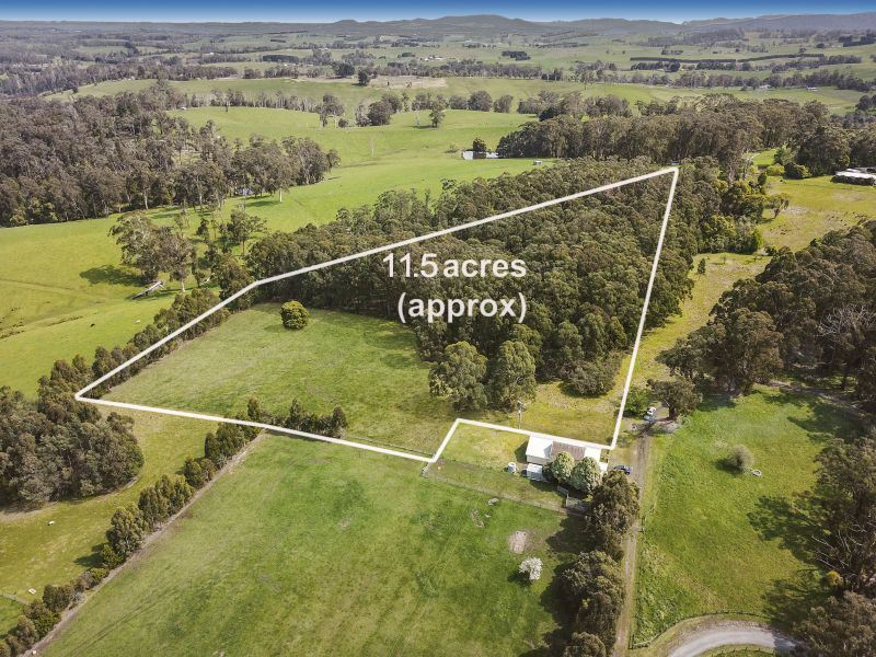 Lot 1 Mason Road, Jindivick, Vic 3818