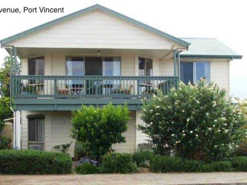 4 Chester Avenue, Port Vincent, SA 5581