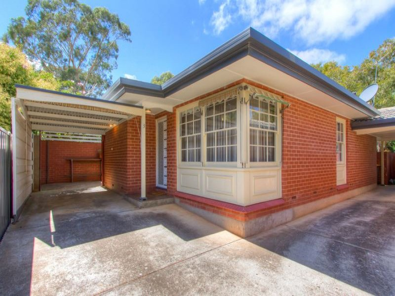 3/17A Riverdale Road, Myrtle Bank, SA 5064