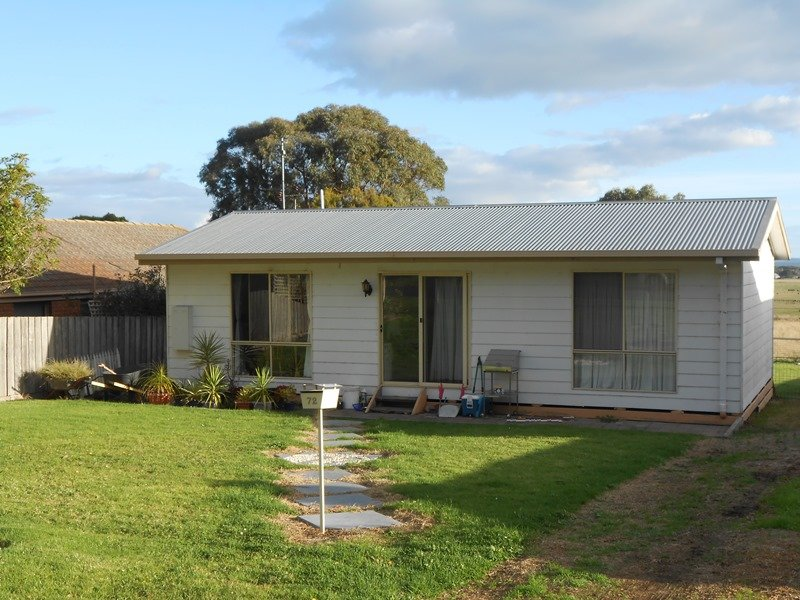 72 WELSHPOOL ROAD, Toora, Vic 3962