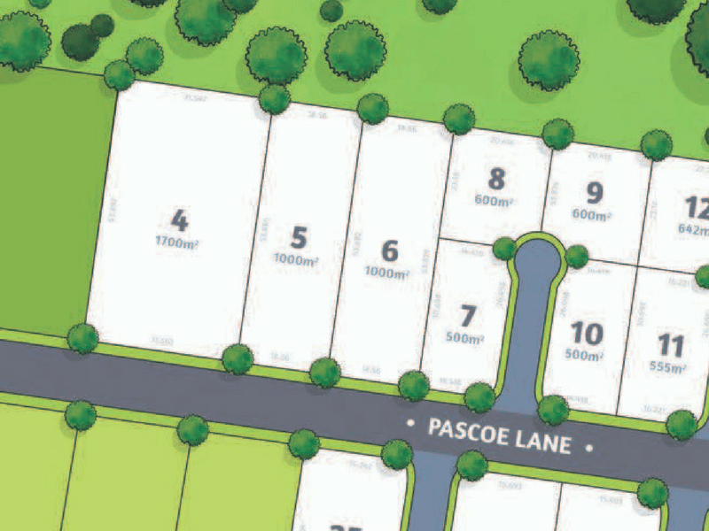 Lot 4-25, 3-19 Pascoe Lane, Harlaxton, Qld 4350