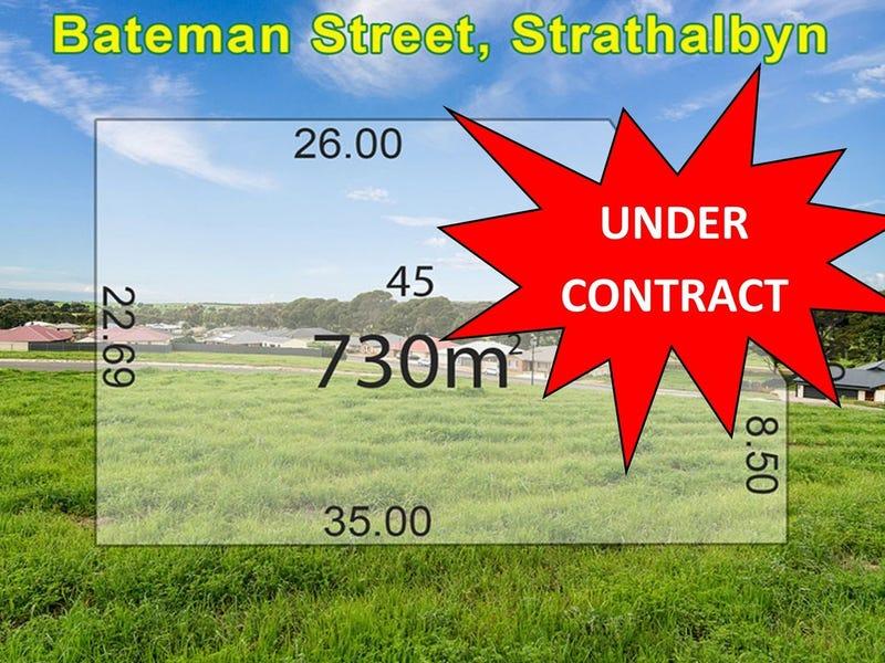 Lot 45, Bateman Street, Strathalbyn, SA 5255