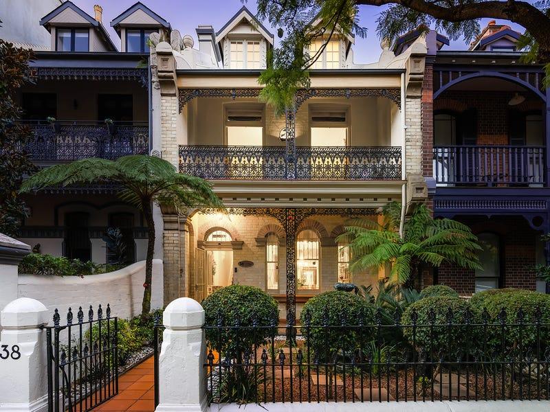 38 Fitzroy Street, Kirribilli, NSW 2061