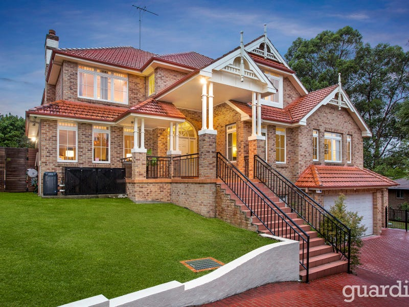 24 Brae Place, Castle Hill, NSW 2154