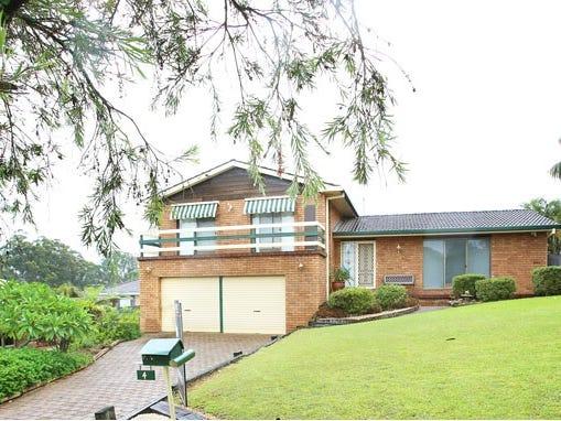 4 Bryant Close, Toormina, NSW 2452