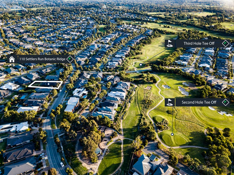 110 Settlers Run Boulevard, Botanic Ridge, Vic 3977