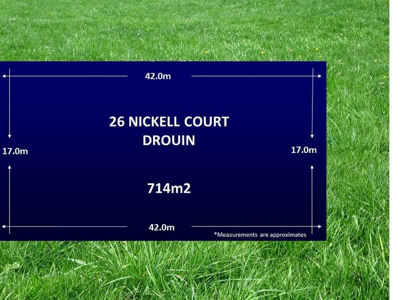 26 Nickell Court, Drouin