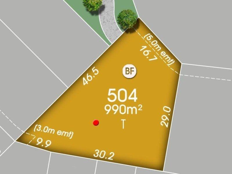 Lot 504 TBA, Woodlands, Qld 4343