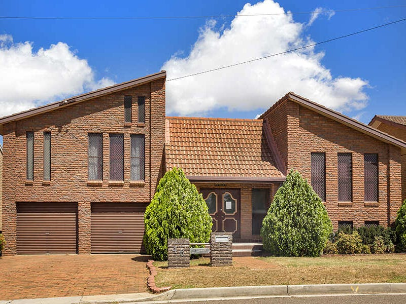 46  GRANT ST, Hillvue, NSW 2340