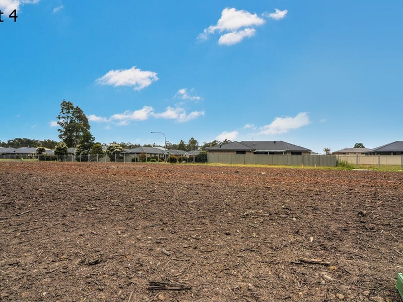 Lot 4, Proposed Elian Crescent, South Nowra, NSW 2541