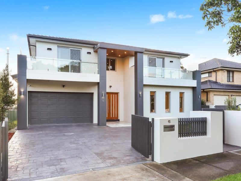 15 Amaroo Avenue, Strathfield, NSW 2135