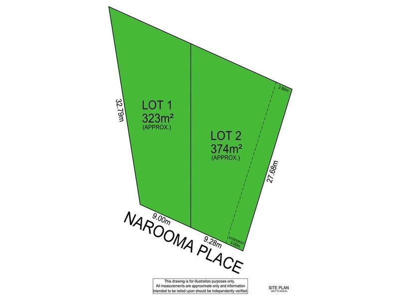 7 & 7A Narooma Place, West Lakes Shore, SA 5020