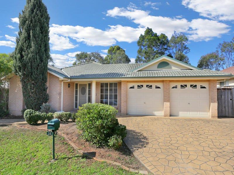 24 Roxburgh Crescent, Stanhope Gardens, NSW 2768