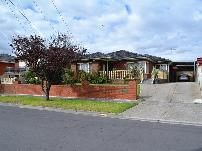 22 Wodonga Crescent, Thomastown