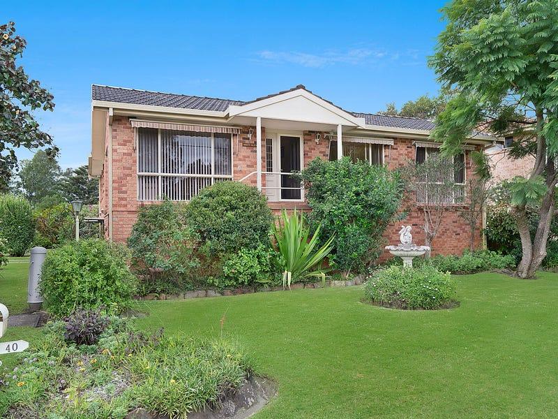 40 North Burge Road, Woy Woy, NSW 2256
