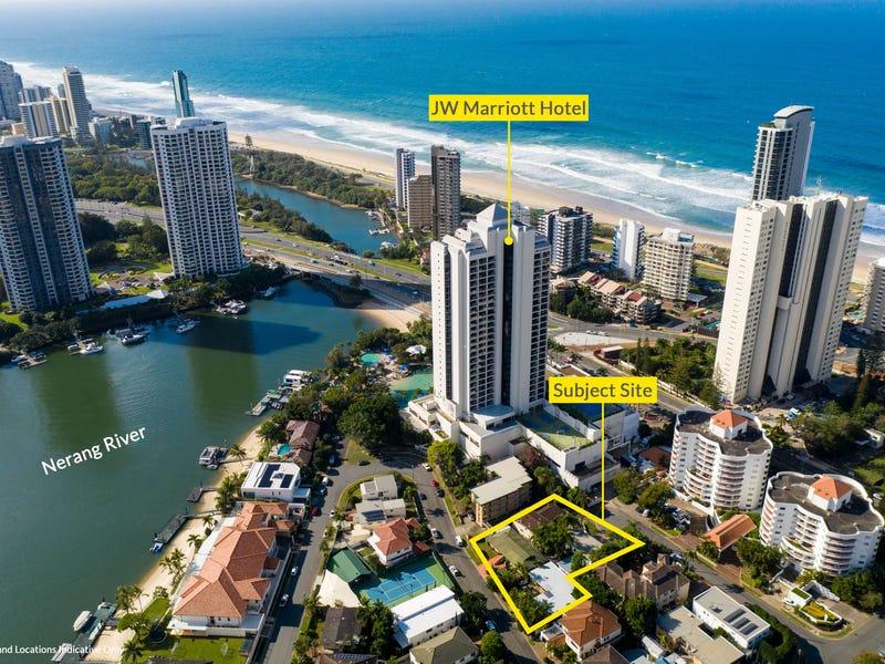 8-10 Acacia Avenue and 25-27 Oak Avenue, Surfers Paradise, Qld 4217