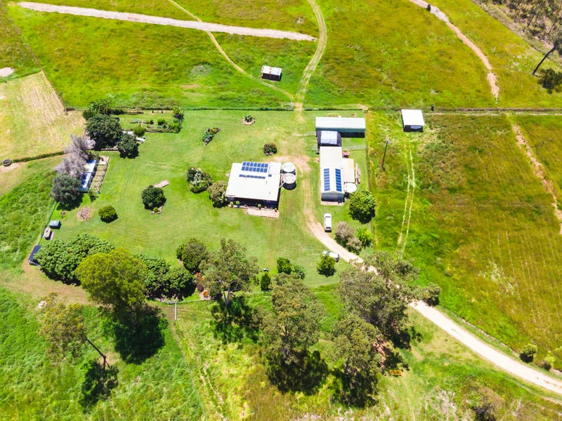 13922 Kennedy Highway, Millstream, Qld 4888