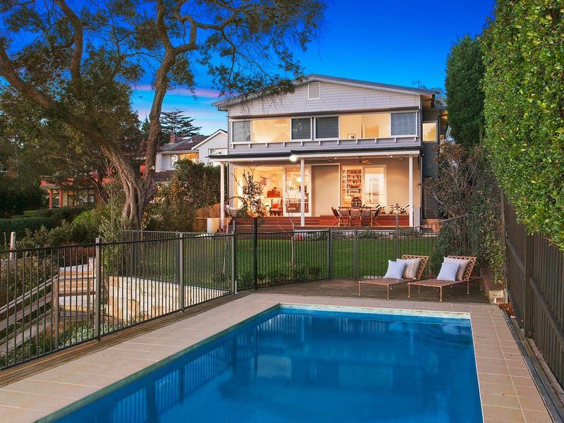 4 Ellesmere Avenue, Hunters Hill, NSW 2110