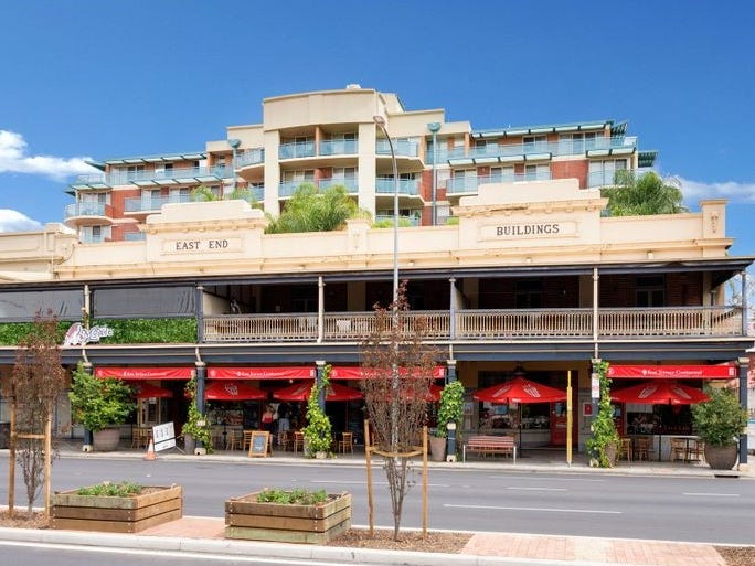 9 East Terrace (Botanic Apartments), Adelaide, SA 5000 ...
