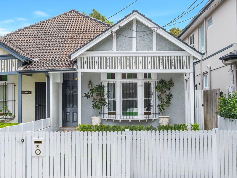 31 Wilberforce Avenue, Rose Bay, NSW 2029