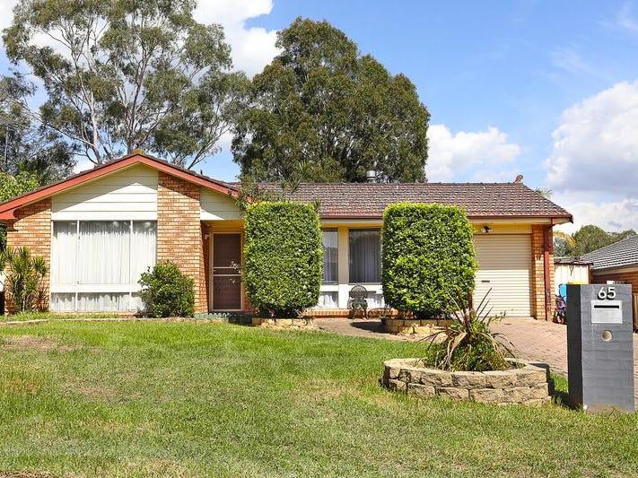 65 Buring Crescent, Minchinbury, NSW 2770