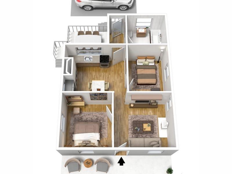 3 Montrose Street, Stirling, SA 5152 - floorplan