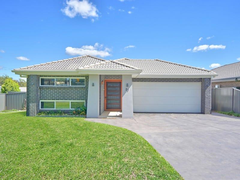 21 Collett Circuit, Appin, NSW 2560