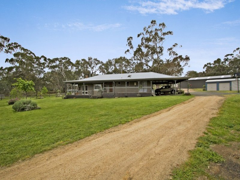 791 Redesdale Road, Edgecombe, Vic 3444