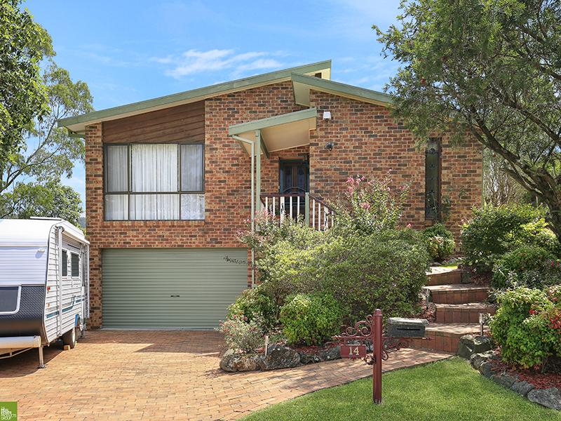 14 Argyle Place, Unanderra, NSW 2526