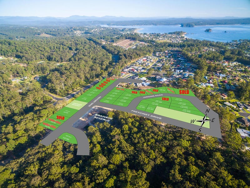 Lot 454 Freycinet Drive, Sunshine Bay, NSW 2536