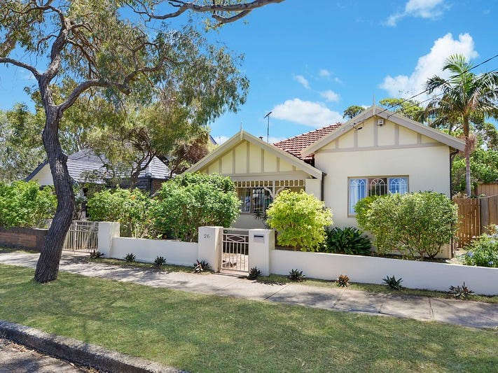26 Lancaster Crescent, Kingsford, NSW 2032