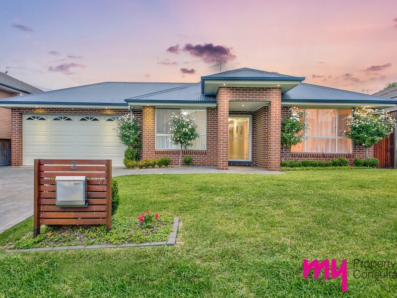 2 Reedy Place, Camden Park, NSW 2570