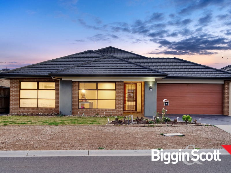 6 Citreus Circuit, Brookfield, Vic 3338