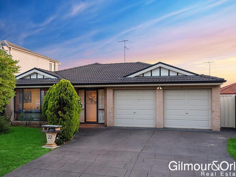 22 Taringa Avenue, Kellyville, NSW 2155