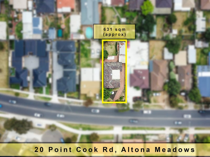 20 Point Cook Road, Altona Meadows, Vic 3028