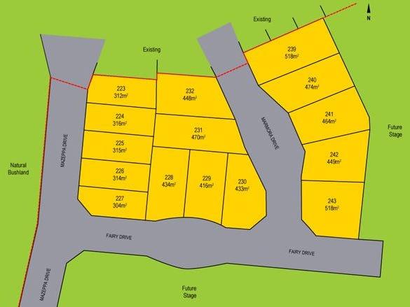 Lot 232, 4 Marmora Vista, Dudley Park, WA 6210