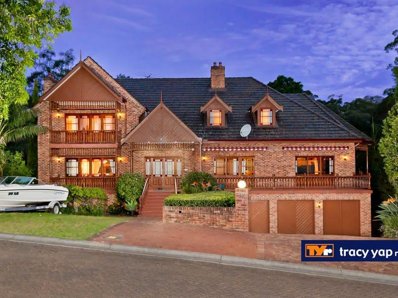 12 Ferngreen Way, Castle Hill, NSW 2154