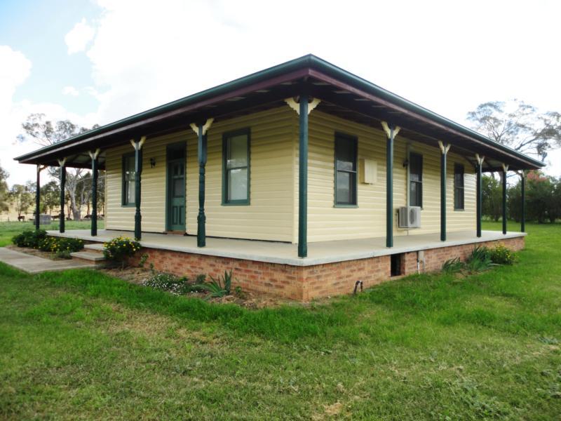 405 WOODLANDS ROAD, Kingsvale, NSW 2587