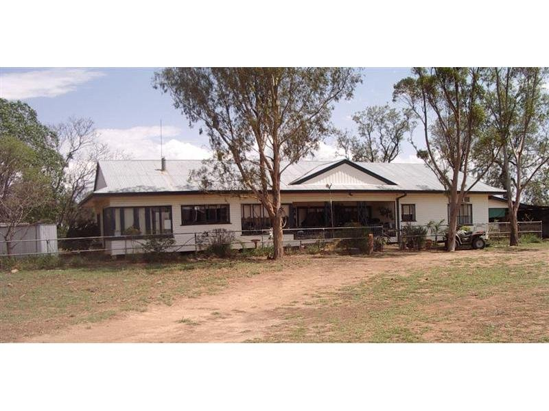 - Kooragan Road, Injune, Qld 4454