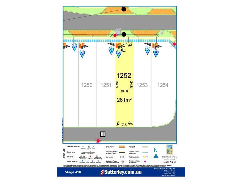 Lot 1252, LOT 1252 Birchwood Loop, Butler, WA 6036