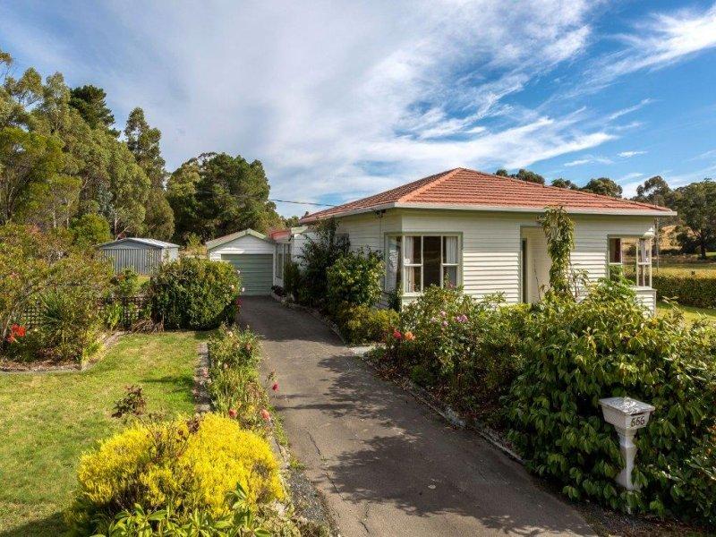 555 Leslie Road, Leslie Vale, Tas 7054