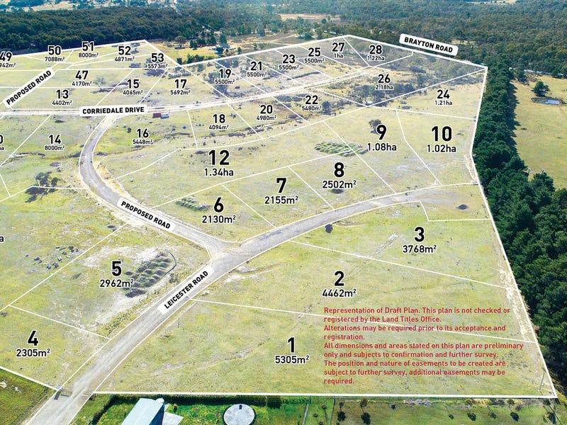 Lot 9 Betley Park Estate, Corriedale Road, Marulan, NSW 2579