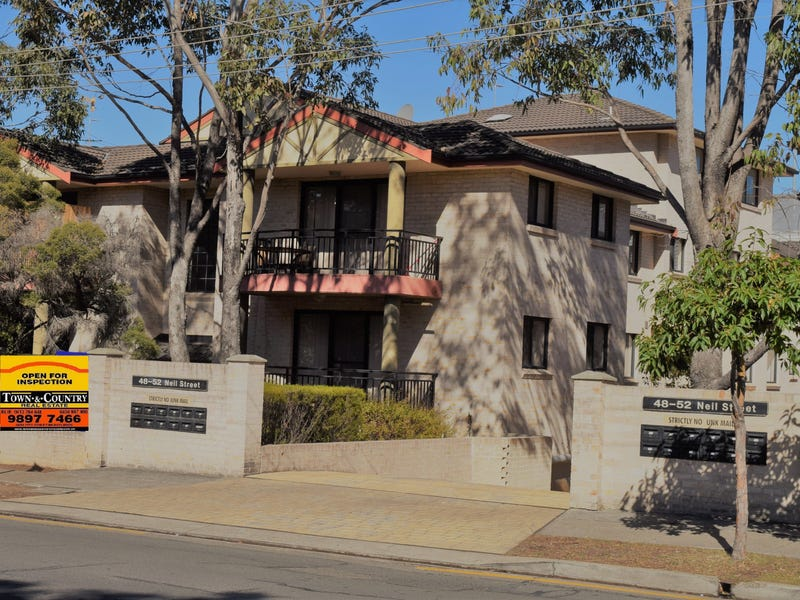 12/48-52 Neil street, Merrylands, NSW 2160