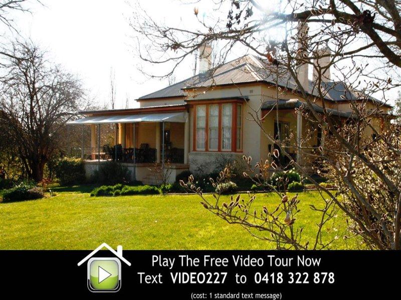 198 Connells Lane 'Dowan Hill', Yass, NSW 2582