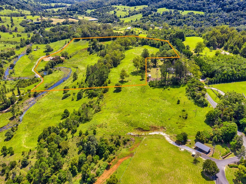 Lot 21, 3138 Nerang Murwillumbah Road, Natural Bridge, Qld 4211