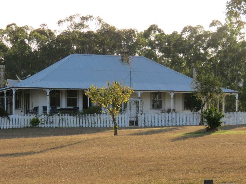 4471 Paddys Flat Road, Tooloom, NSW 2475
